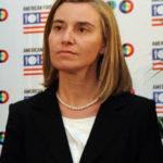 Image of Federica Mogherini