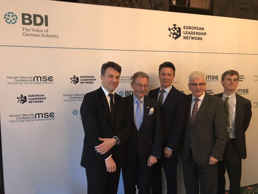 """Munich Security Conference 2019: """"European strategic"""