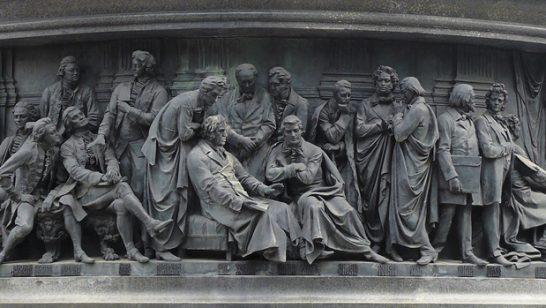 The Millennium of Russia statue
